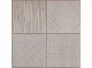 Porcelain stoneware wall/floor tiles TRATTI MIX GRIGIO - MUTINA