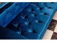 Tufted 4 seater fabric sofa TUBBY | 4 seater sofa - Domingo Salotti