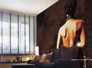 Panoramic wallpaper UNTITLED - Inkiostro Bianco