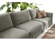 Fabric sofa URBAN ELEGANCE - Ditre Italia