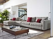 Modular fabric sofa URBAN FASHION - Ditre Italia