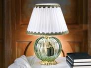 Lampada da tavolo a luce diretta fatta a mano incandescente in vetro di Murano VE 1008 | Lampada da tavolo - Masiero