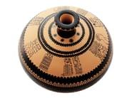 Terracotta vase VEIA II - Kiasmo