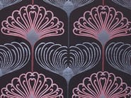 Jacquard fabric with graphic pattern VERTIGO PAVONE - l'Opificio