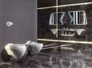 Bidet sospeso in ceramica VITAE | Bidet - NOKEN DESIGN