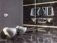 Wall-hung ceramic bidet VITAE | Bidet - NOKEN DESIGN