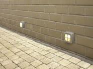 Metal wall lamp / ceiling lamp VODIS B - BEL-LIGHTING