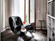 Rocking polyethylene armchair VOIDO - Magis