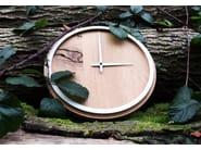 Orologio in rovere da parete MADERA   Orologio in rovere - Otono Design