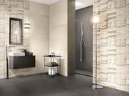 Single-fired ceramic wall tiles GLANCE DECORI - Panaria Ceramica
