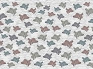 Motif wallpaper COLORED FISH - Wallpepper