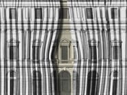 Trompe l'oeil wallpaper VELVET BUILDING - Wallpepper