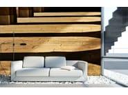 Trompe l'oeil wallpaper LE OMBRE DELL'INTERNO - Wallpepper