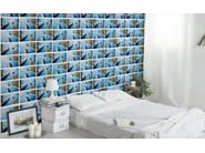 Motif wallpaper TORRE ODEON & COSMIC PATNERS - Wallpepper