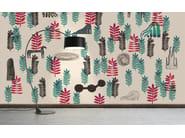 Motif wallpaper A MAP - Wallpepper