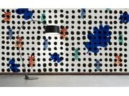 Motif wallpaper BLUE FALL - Wallpepper