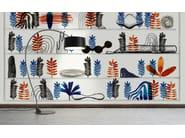 Motif wallpaper THE BIG SHELF - Wallpepper