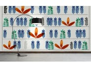 Motif wallpaper THE GARDENER'S SHELF - Wallpepper