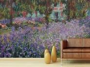 Trompe l'oeil wallpaper IL GIARDINO DELL'ARTISTA A GIVERNY - Wallpepper