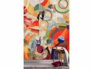 Wallpaper MANEGE DE COCHONS - Wallpepper
