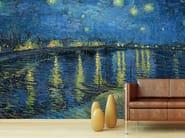 Trompe l'oeil wallpaper LA NOTTE STELLATA - Wallpepper