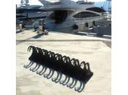 Steel Bicycle rack WAVE | Bicycle rack - LAB23