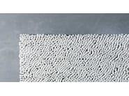 Rectangular fabric rug WIND LOW - Paola Lenti