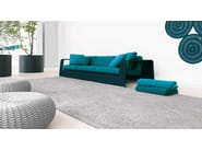 Solid-color rectangular rug WIND - Paola Lenti