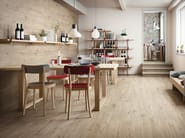 Porcelain stoneware flooring with wood effect WOODTALE - Ragno