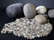 Handmade wool felt rug PEBBLE | Wool felt rug - Ronel Jordaan™