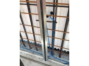 Support and anchor for reinforced concrete structure WS BREAK JOINT - PENETRON ITALIA