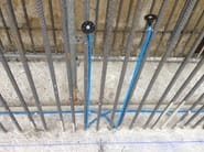 Masonry consolidation WS VALVE INJECTION - PENETRON ITALIA