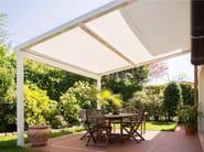 Pergola with sliding cover XTESA - KE Outdoor Design