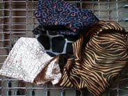 Animalier jacquard fabric ZUU GIRAFFE - l'Opificio
