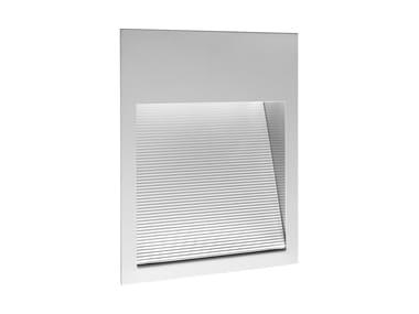 Lampe de balisage murale en aluminium 411