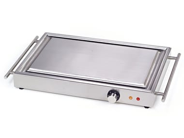 Flexible teppanyaki griddle solution 697020 | Placa