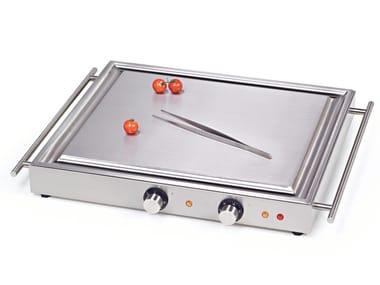 Flexible teppanyaki griddle solution 697030 | Placa