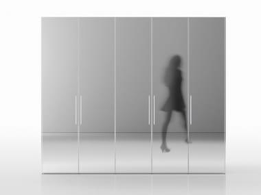 Armario con espejo ALFABETO FRAMED DOOR   Armario con espejo
