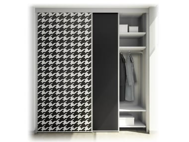 Wardrobe With Sliding Doors ALIANTE SYSTEM | Wardrobe With Sliding Doors.  De Rosso