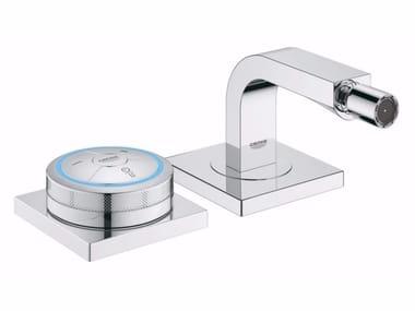 Mezclador de bidé de sobre encimera monomando ALLURE F-DIGITAL | Mezclador de bidé