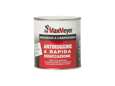 Anti-corrosive and anti-rust paint ANTIRUGGINE RAPIDA ESSICCAZIONE