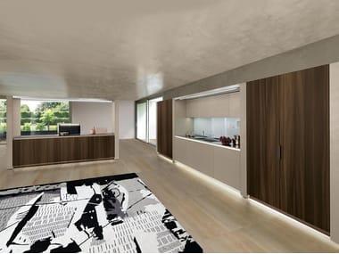 euromobil arte kitchen with island antis kitchen furniture