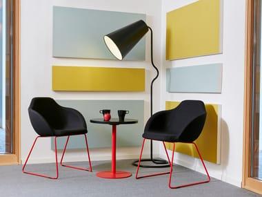 Decorative acoustical panels