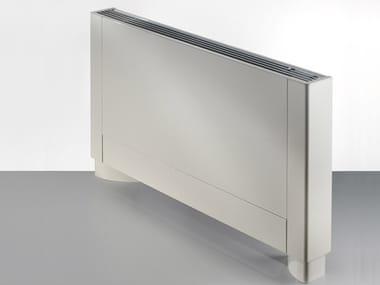 Floor-standing fan coil unit BI2 4 TUBI | Floor-standing fan coil unit