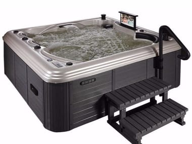 Square hydromassage hot tub 5-seats BL-869 | Hot tub 5-seats