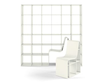 Bookcase / chair BOOKCHAIR - 210