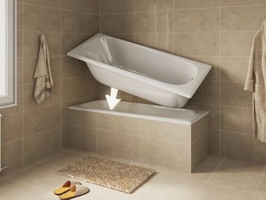 Vasca Da Bagno Su Misura : Vasche da bagno in polimetilmetacrilato pmma su misura