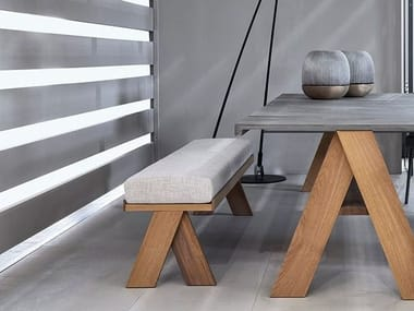 Wooden bench JOI | Bench