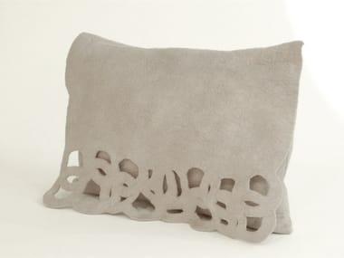 Wool felt cushion CIRCLE | Wool felt cushion