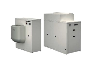 Water refrigeration unit / AIr refrigeration unit CL 025/200